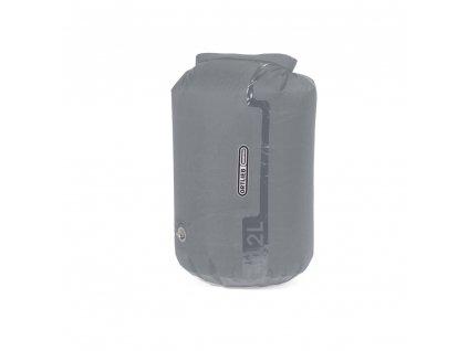 ORTLIEB Ultra Lightweight Dry Bag PS10 s ventilem - světle šedá - 12L