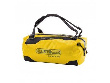ORTLIEB Duffle - žlutá - 40L