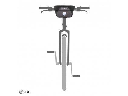 ORTLIEB Ultimate Six Plus - tmavě šedá - 5L