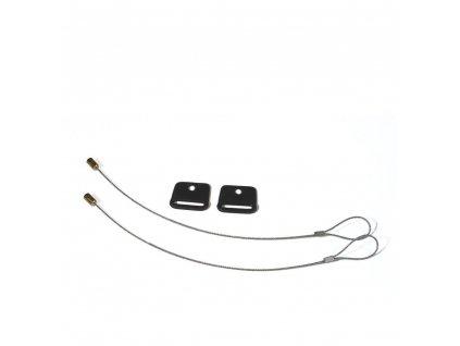 ORTLIEB Anti-theft device QL2/QL2.1 - krátké (21 cm)