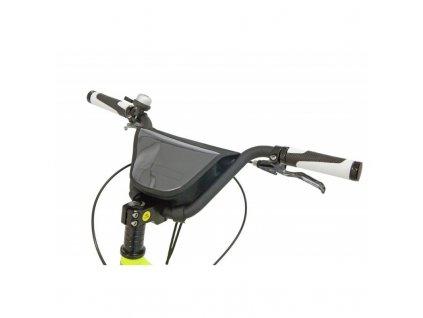 Brašna s klopou na BMX řídítka Barva Černá