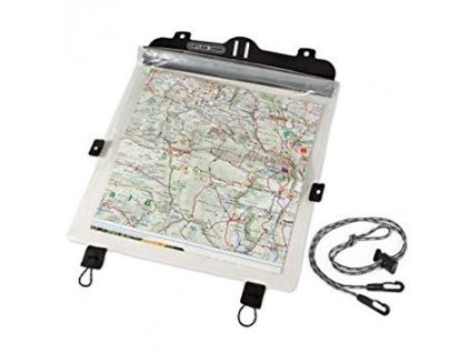 ORTLIEB Map case for Ultimate 6 - verze 2016 a 2017