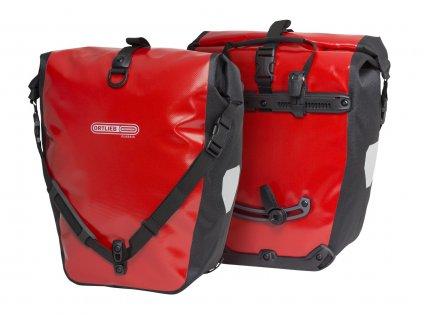 ORTLIEB Back-Roller Classic - červená / černá - QL2.1 - 40 L - pár