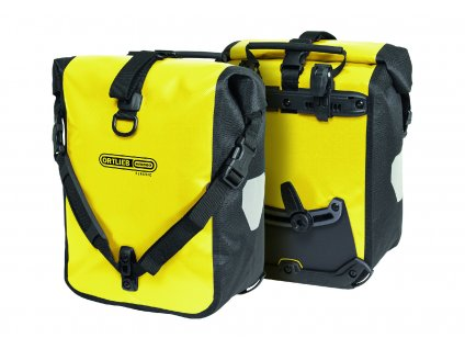 ORTLIEB Sport-Roller Classic - žlutá / černá - QL2.1 - 25 L - pár