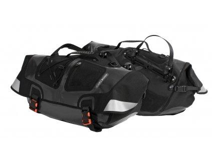 ORTLIEB Recumbent bags - černá - QL2 - 54 L