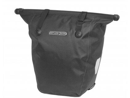 ORTLIEB Bike-Shopper - tmavě šedá / černá - QL2.1 - 20 L