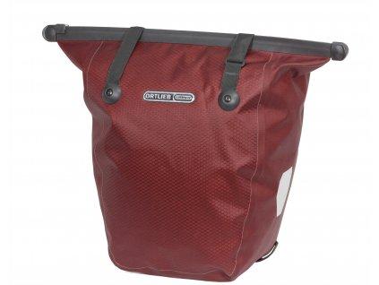 ORTLIEB Bike-Shopper - tmavě červená - QL2.1 - 20 L