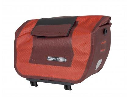 ORTLIEB Trunk Bag RC - tmavě červená / červená - Rack-Lock - 12 L