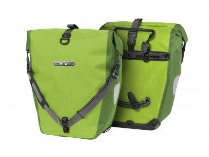 ORTLIEB Back-Roller Plus - světle zelená / zelená - QL2.1 - 40 L - pár