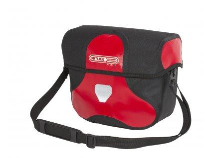 ORTLIEB Ultimate6 M Classic - červená / černá - M - 7 L