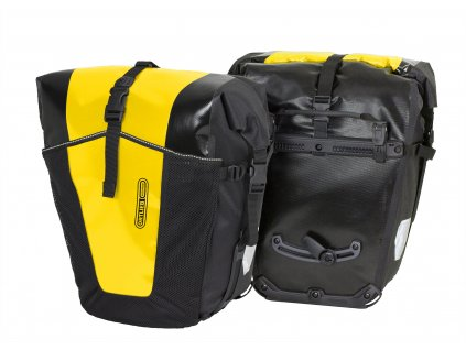ORTLIEB Back-Roller Pro Classic - žlutá / černá - QL2.1 - 78 L - pár