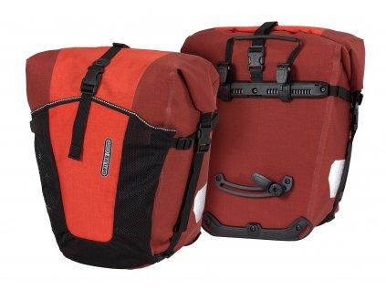 ORTLIEB Back-Roller Pro Plus - červená / tmavě červená - QL2.1 - 78 L - pár