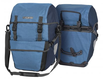 ORTLIEB Bike-Packer Plus - světle modrá / modrá - QL2.1 - 42 L - pár