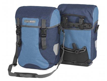 ORTLIEB Sport-Packer Plus - světle modrá / modrá - QL2.1 - 30 L - pár