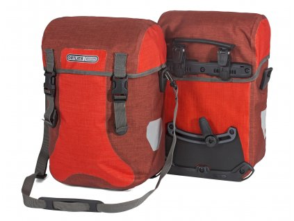 ORTLIEB Sport-Packer Plus - červená / tmavě červená - QL2.1 - 30 L - pár