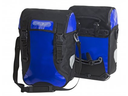 ORTLIEB Sport-Packer Classic - tmavě modrá / černá - QL2.1 - 30 L - pár