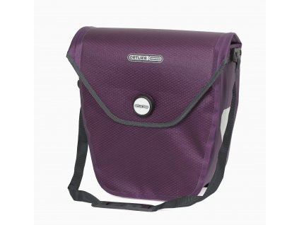ORTLIEB Velo-Shopper - fialová - QL2.1 - 18 L