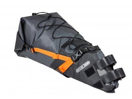 ORTLIEB Seat-Pack L - tmavě šedá - 16,5 L