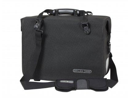 ORTLIEB Office-Bag High Visibility - reflexní černá - QL2.1 - 21 L