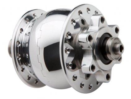 SON 28 - 32 děr, kotoučové brzdy / stříbrné
