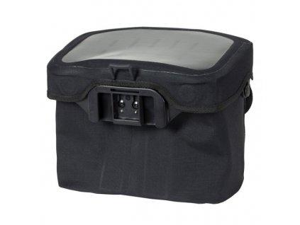 Voděodolná řidítková brašna ORTLIEB Ultimate6 M Pro E / Černá