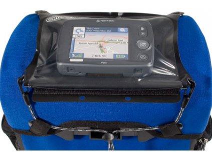 ORTLIEB GPS Cover-Obal na GPS pro Ultimate 5 horizontální