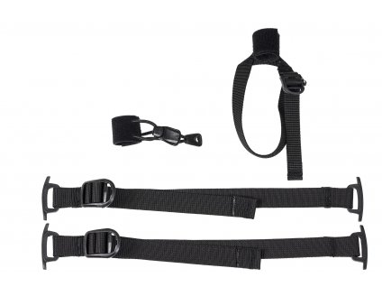 ORTLIEB Trekking pole and compression straps pro Gear-Pack