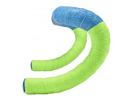 Omotávky SUPACAZ Super Sticky Kush / Zeleno - modrá