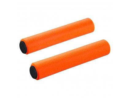 Supacaz Siliconez XL / Oranžová