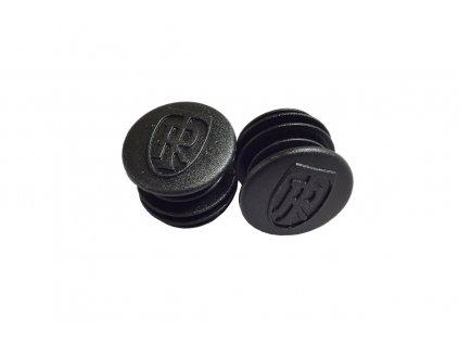 Zátky do řidítek RITCHEY 17-19mm (2 ks) / Černá