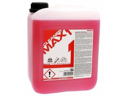 čistič MAX1 Bike Cleaner 5 l náhradní náplň