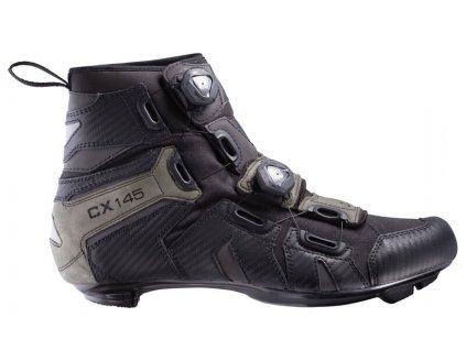 Tretry LAKE CX145 černo/šedé