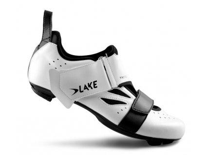 Tretry LAKE TX213 bílo/černé