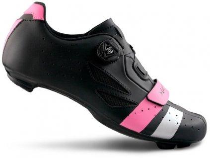 Tretry LAKE CX176 černo/růžovo/stříbrné