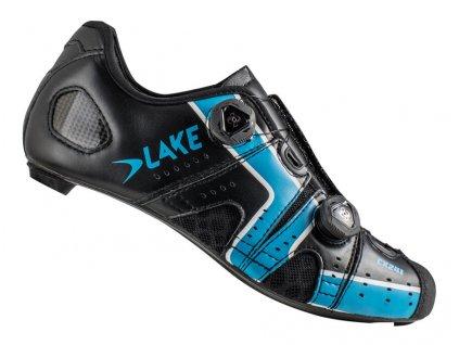 Tretry LAKE CX241 černo/modré