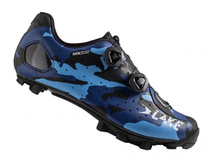 Tretry LAKE MX332 camouflage blue