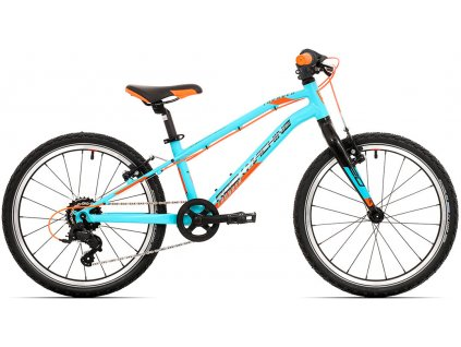 kolo Rock Machine Thunder 20 gloss neon cyan/black/orange