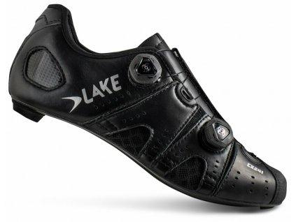 Tretry LAKE CX241 černo/stříbrné