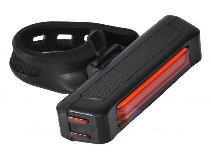 světlo zadní PROFIL JY-6025 USB 65lm