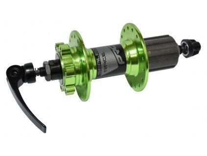 náboj zadní PROFIL D142STB 2 lož.32děr zelený