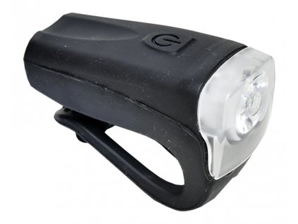 světlo přední PROFIL JY-378FC silicon 3W černé
