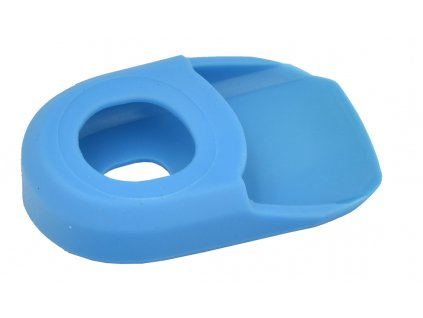 kryt na kliky PROFIL CB01 gumový modrý