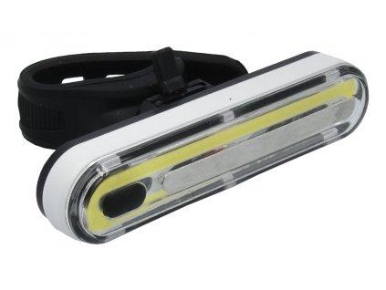 světlo přední PROFIL JY-6085F 50chip LED USB