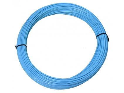 bowden brzdový ALHONGA 2P 5mm-50m světle modrý /cena za 1m/