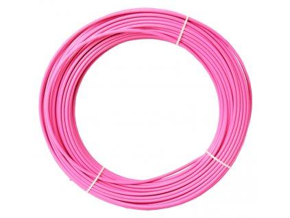 bowden řadící SACCON DX108500 5mm růžový /cena 1m/