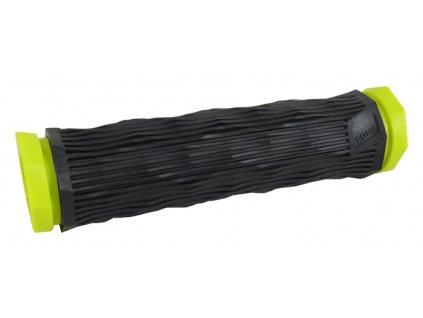 gripy T-ONE GEO T-GP28BN černo-zelený