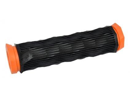 gripy T-ONE GEO T-GP28BO černo-oranžový