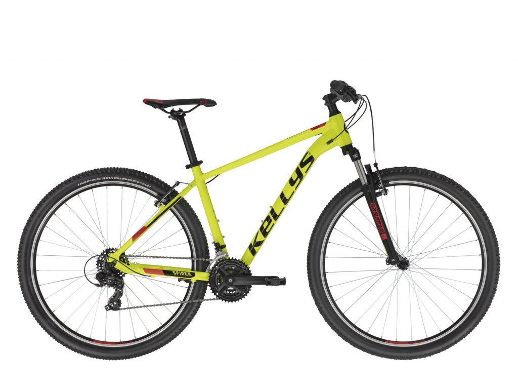 kellys spider 10 2021 29 neon yellow 59747