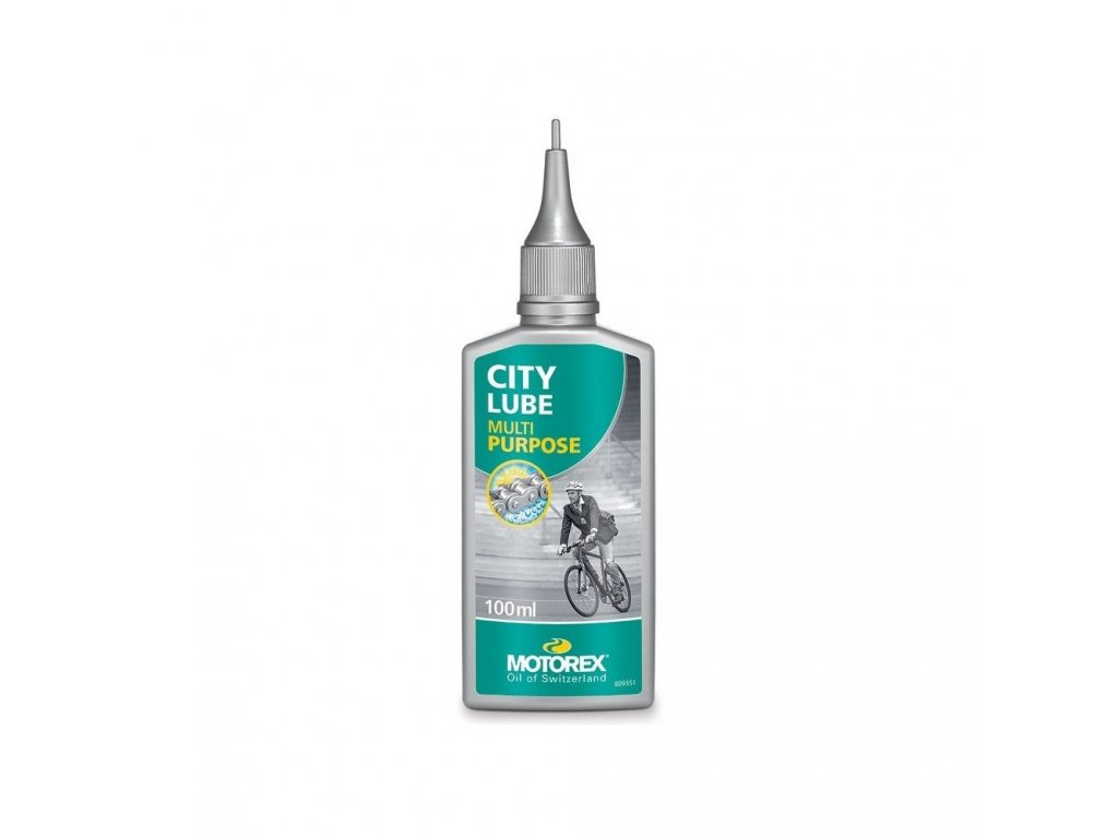 Motorex city lube 100ml olej