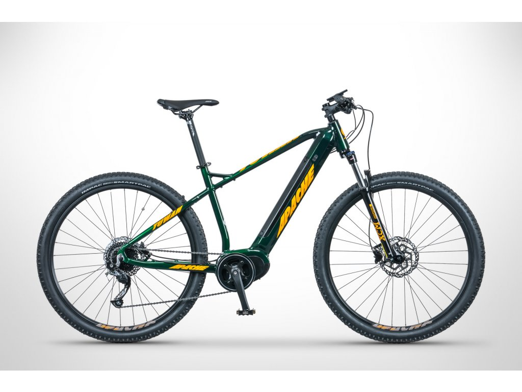 Apache TUWAN MX5 deep green 2021